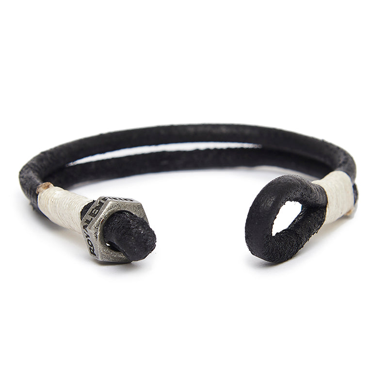 Nut Hook Bracelet Black