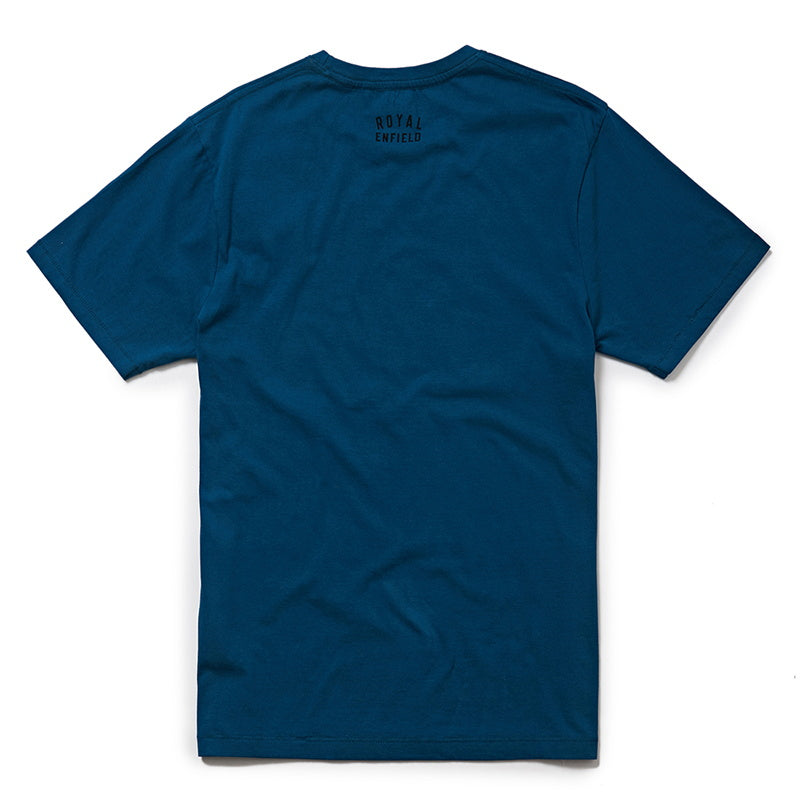 RIDE! T-SHIRT - Blue