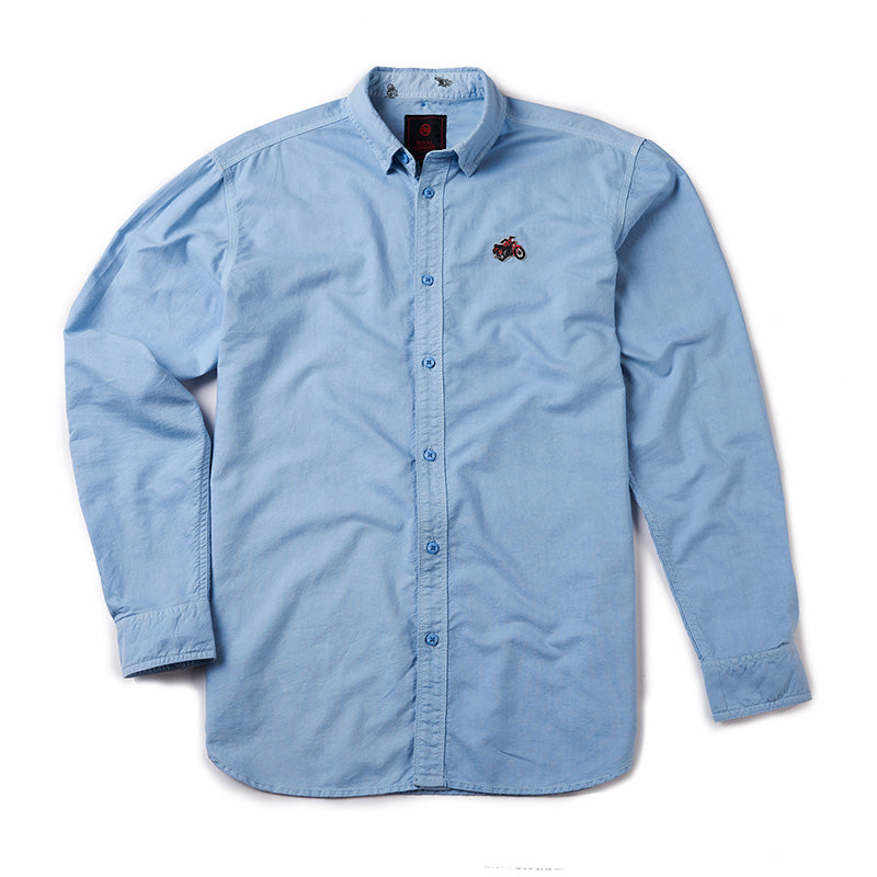 Standard Oxford Shirt Light Blue