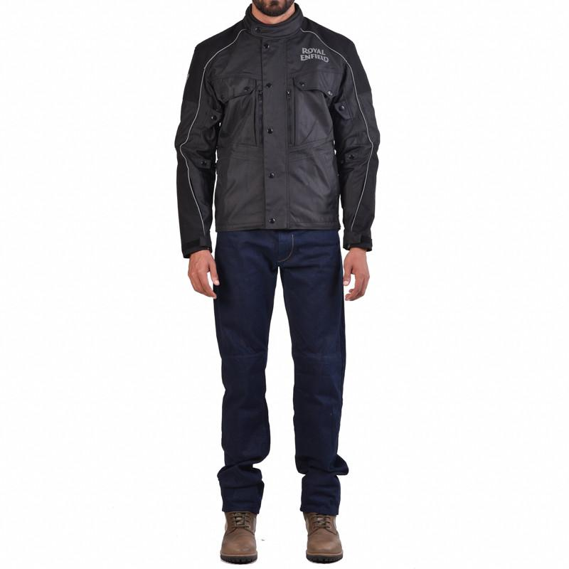 Royal Enfield Safari Jacket Black