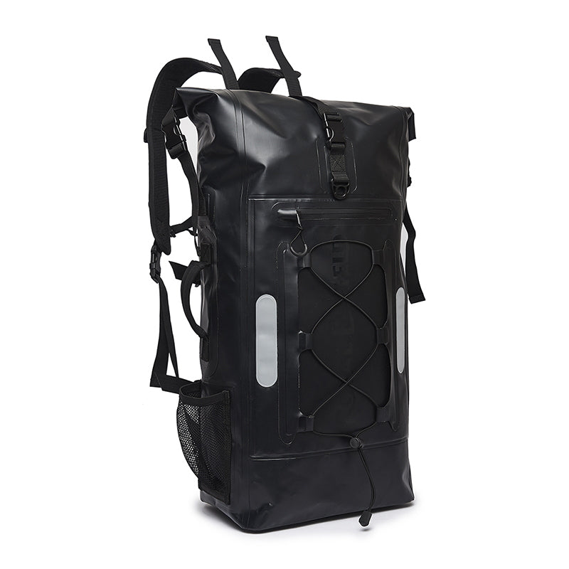 Salvo Waterproof Backpack Black
