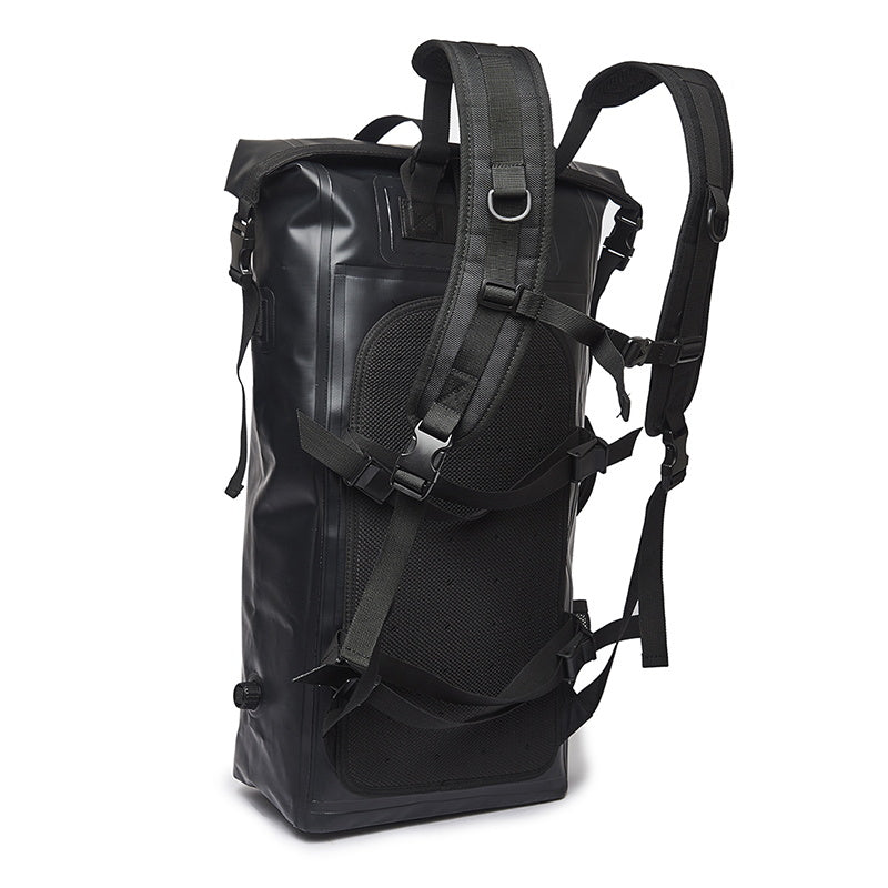 b396749215 Salvo Waterproof Backpack Black · Salvo Waterproof Backpack Black ...