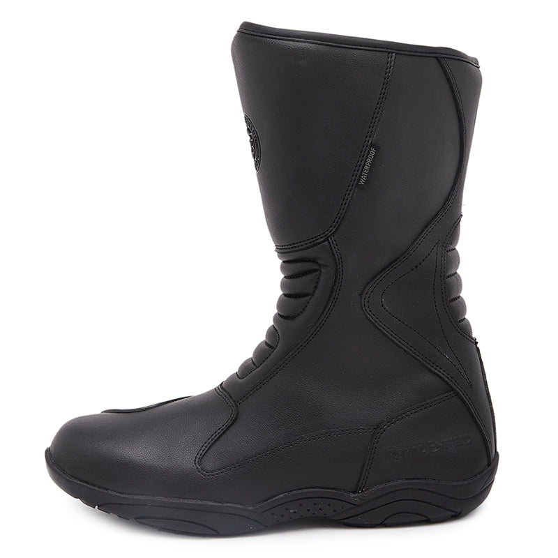 Explorer Touring Boots Black - Royal Enfield