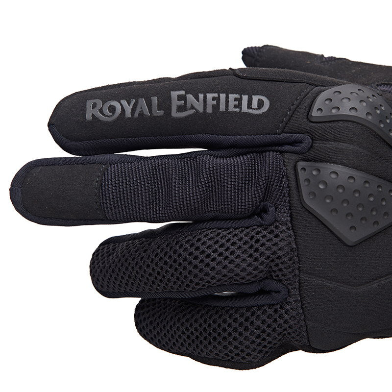 Trailblazer Gloves Black