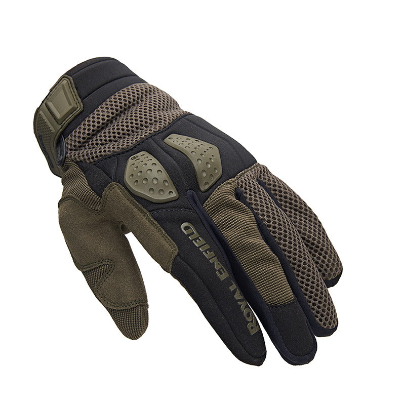 Trailblazer Gloves Moss Green