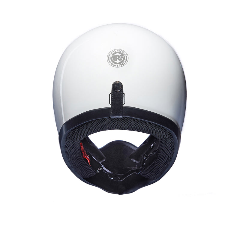 Urban Trooper Helmet Gloss White