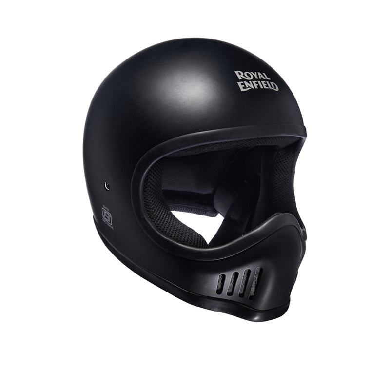 Urban Trooper Helmet Matt Black