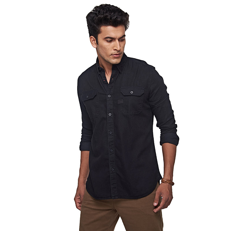 Tourer Shirt Black