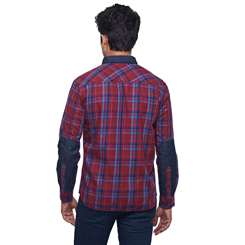 MULTITUDE SHIRT TOKYO RED