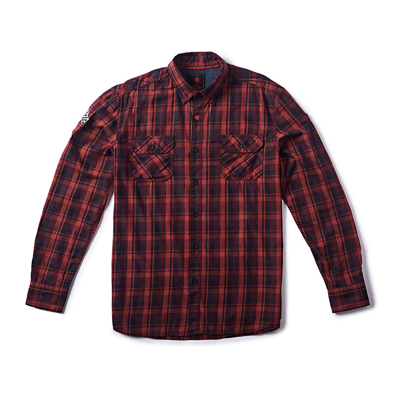 DIRT TRACK SHIRT RED