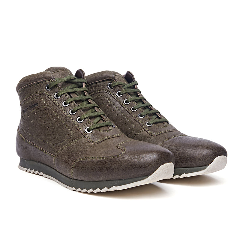 BEQUEST SNEAKERS OLIVE