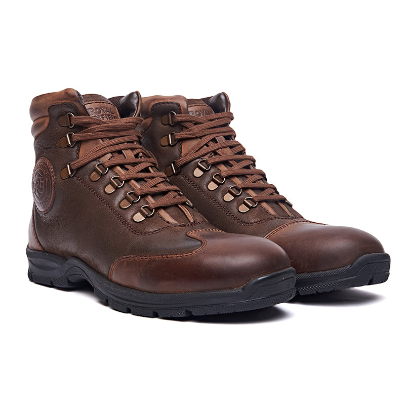 TREKKER SNEAKERS BROWN