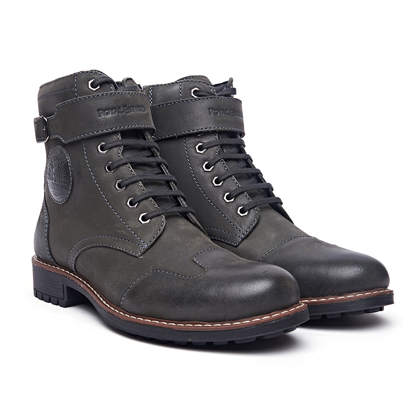 TRIBUTE BOOTS GREY