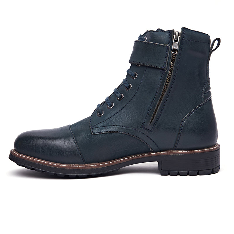 TRIBUTE BOOTS NAVY
