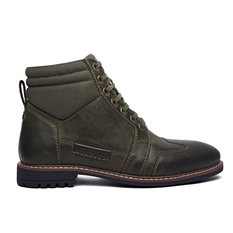 Commando BOOTS OLIVE