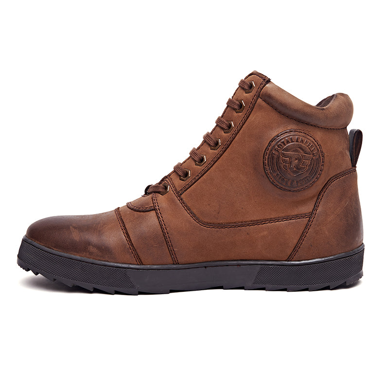 WANDERER BOOTS BROWN