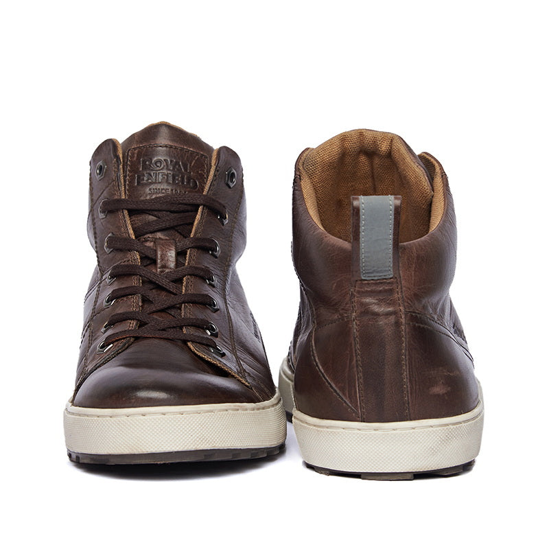 CADET SNEAKERS Dark Brown