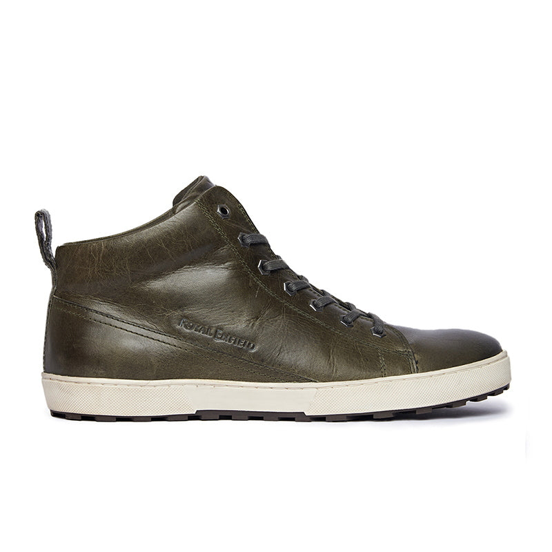 CADET SNEAKERS Olive Green