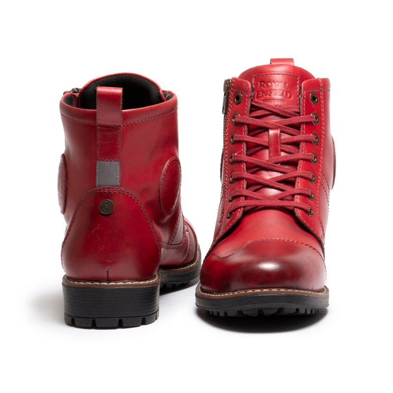 Jungle Boots Red
