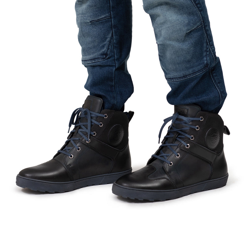 Jungle City Boots Navy