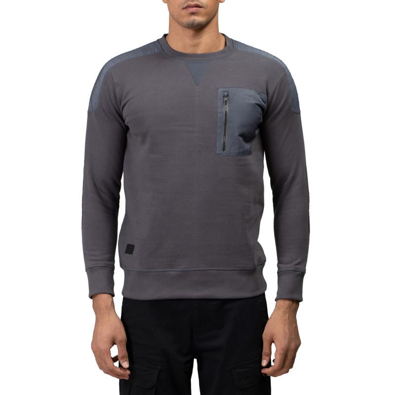 Faith Sweatshirt Charcoal