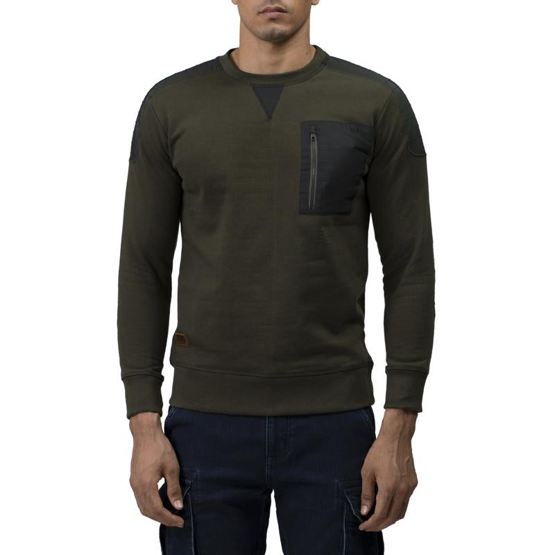 Faith Sweatshirt Olive