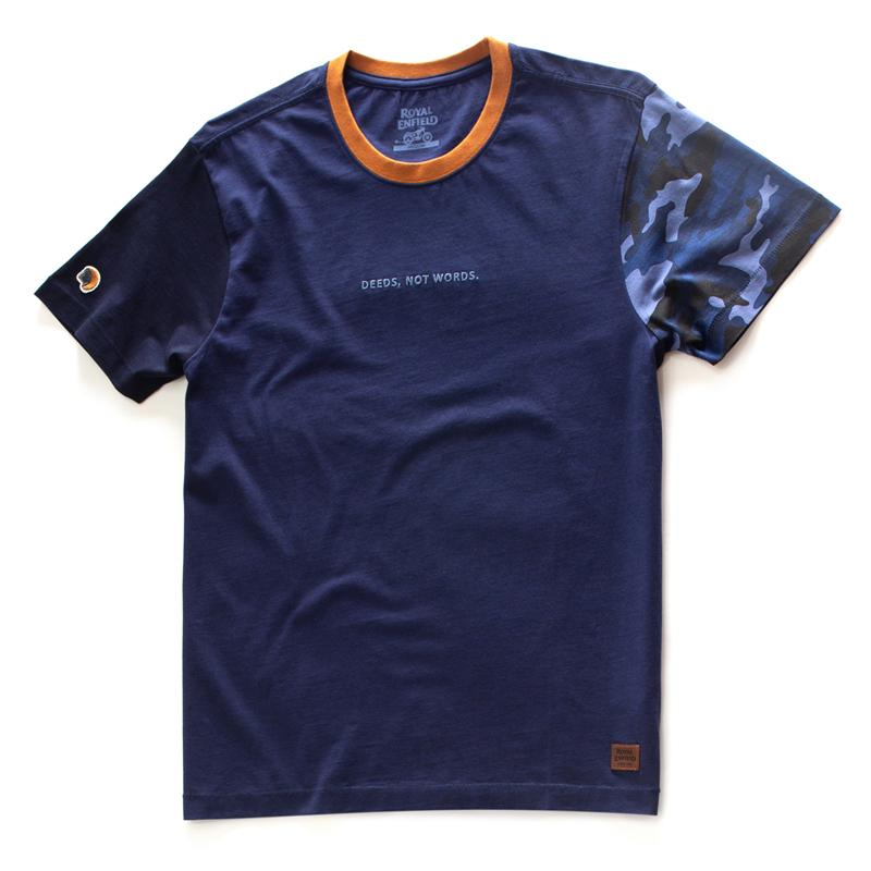 Deeds T-Shirt Navy