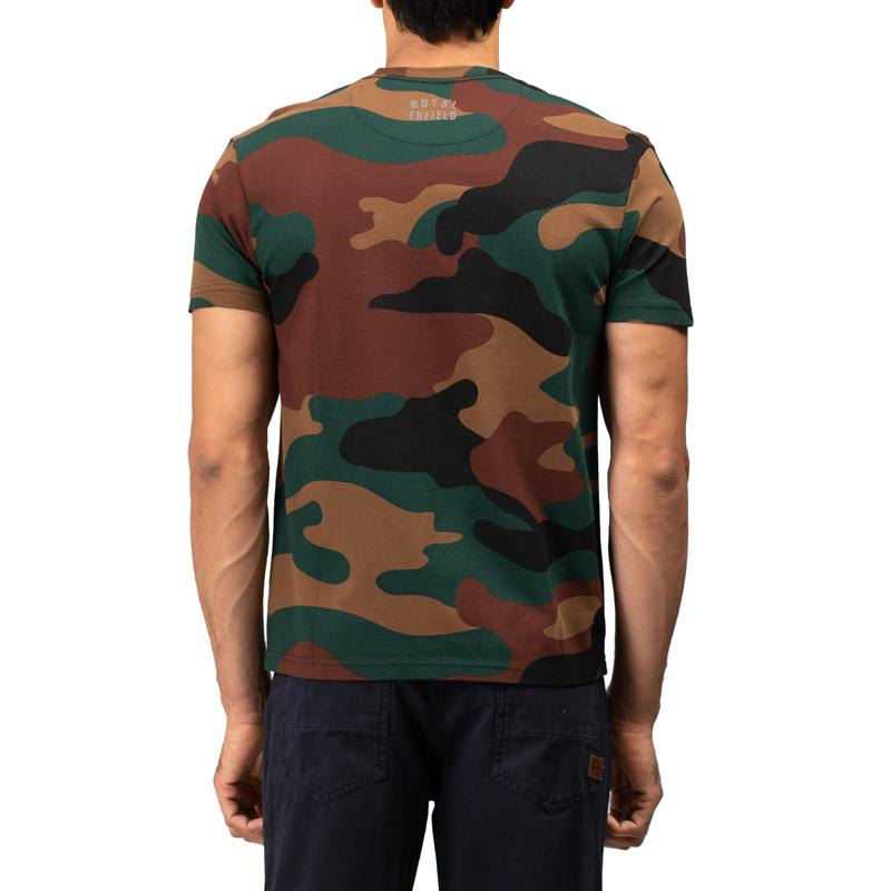 Ready Camo T-Shirt Brown