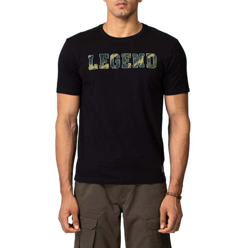Legend Camo T-Shirt Black