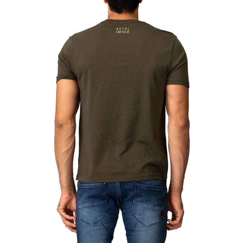 Legend Camo T-Shirt Olive