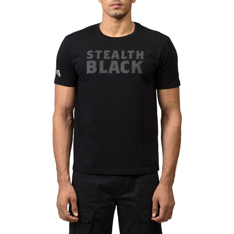 Stealth T Crew Black