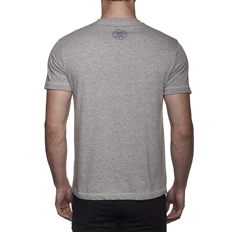 Tvt Factory T-Shirt Melange Grey