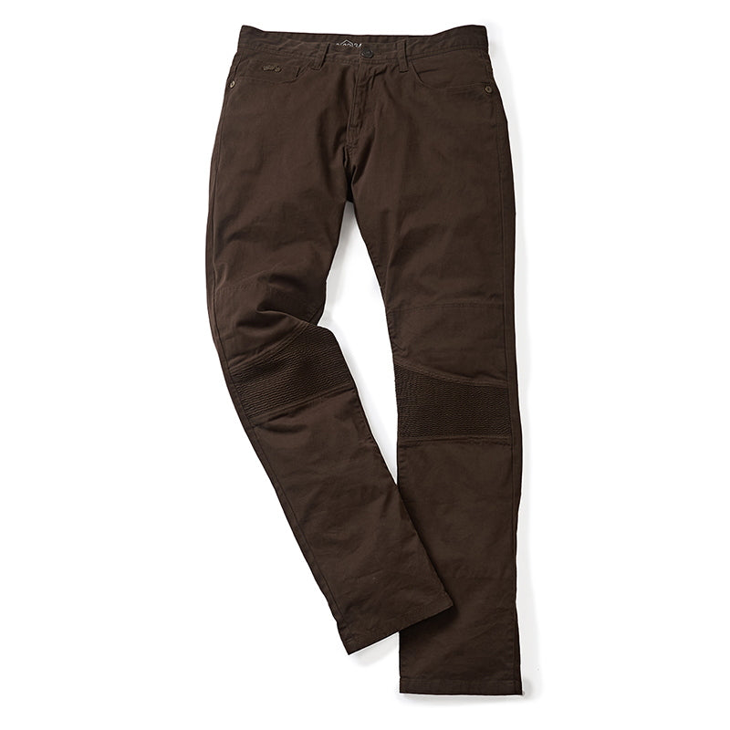 RE WEEKENDER TROUSERS CHARCOAL GREY