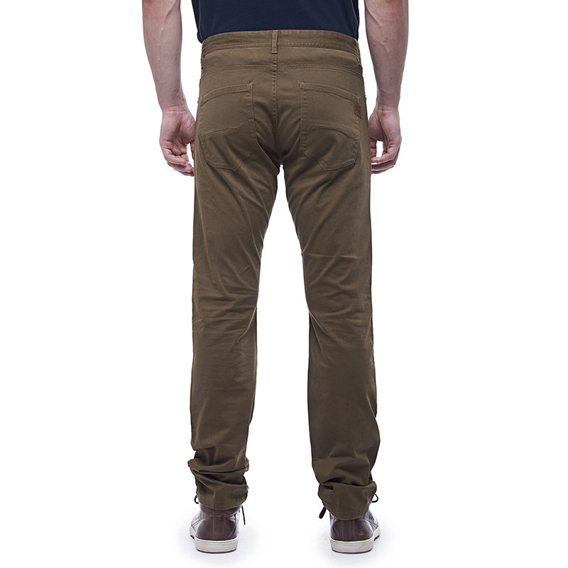RE WEEKENDER TROUSERS KHAKI