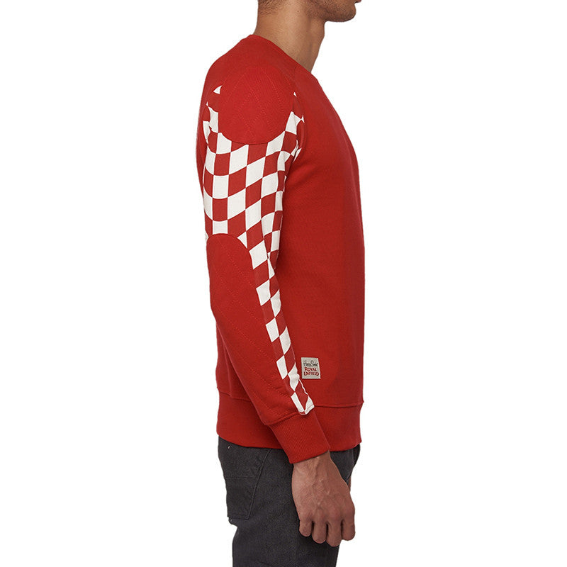 Re Logo Sweatshirt Red