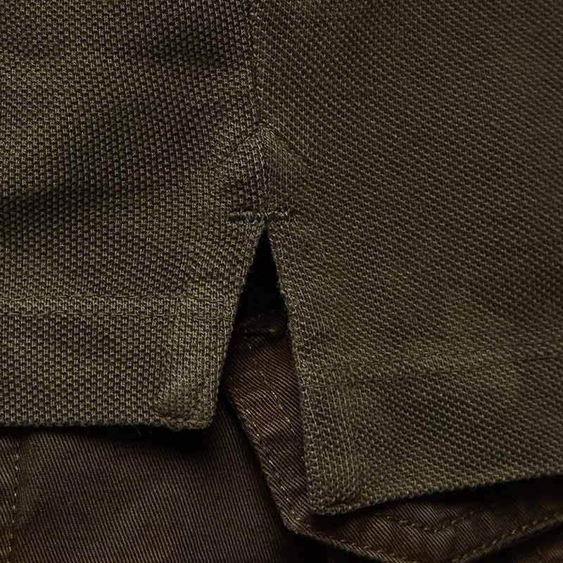 Camo Polo Olive - Royal Enfield