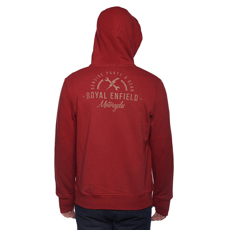 Gpg Sweatshirt Red
