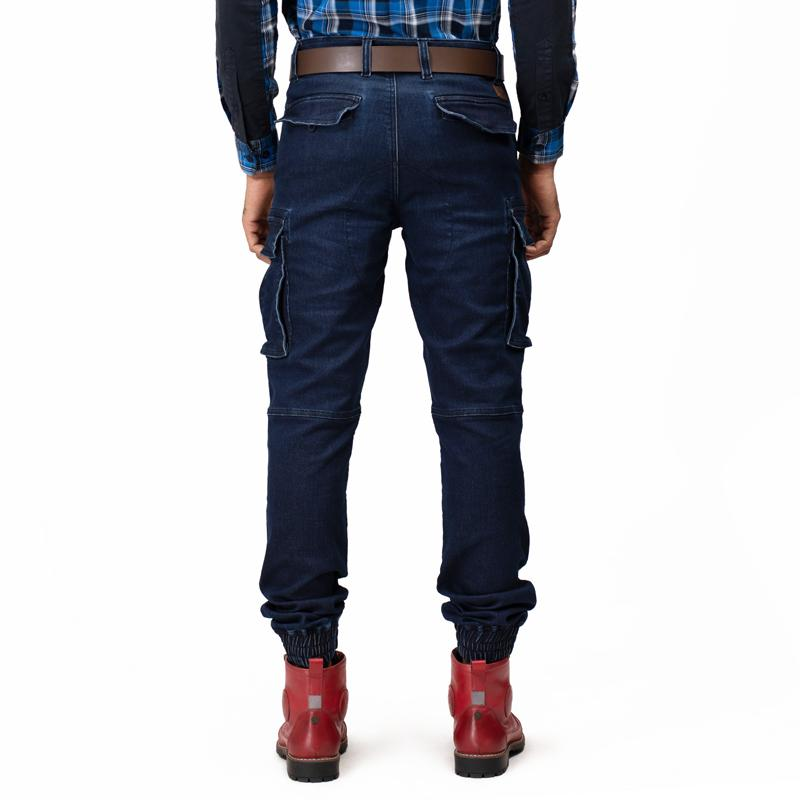 Expedition Cargo Joggers Mid Blue