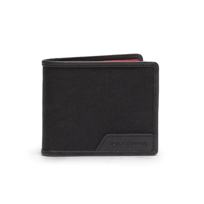 Techno L Wallet Black