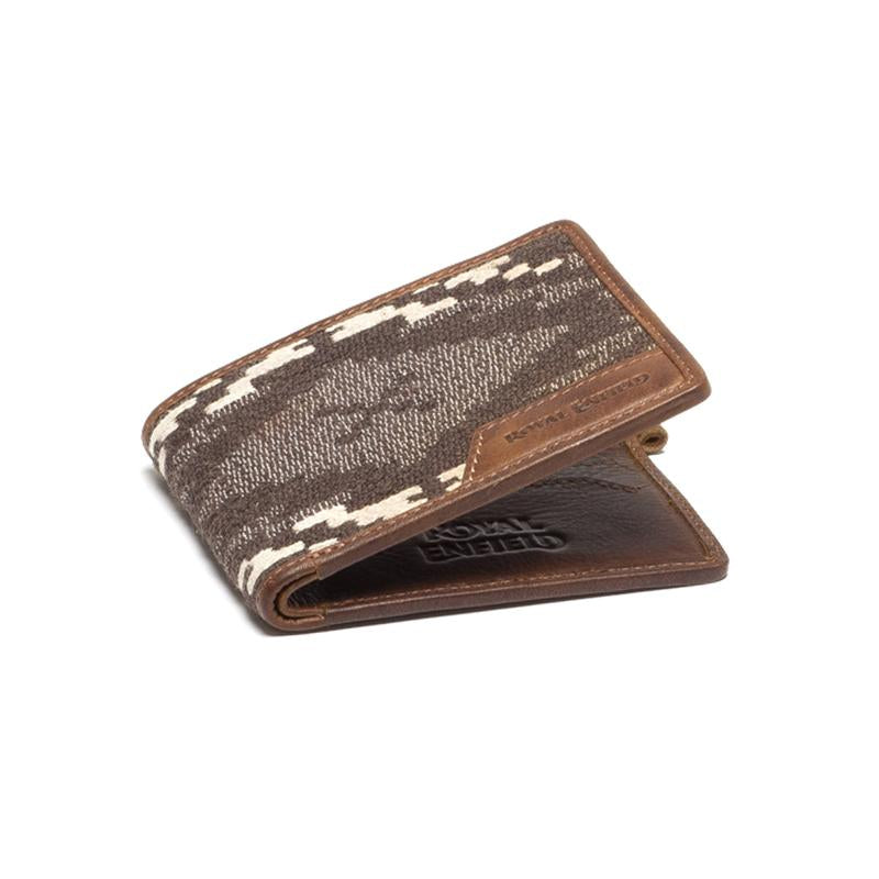 Techno L Wallet Brown