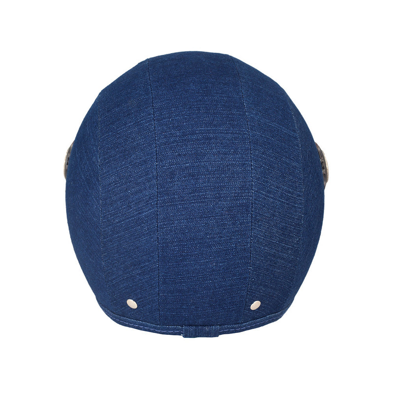 Classic Denim Helmet Denim
