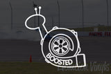 Boost Snail V1 Decal