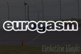 Eurogasm V2 Decal