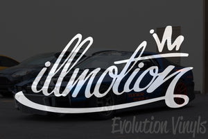 Illmotion V1 Decal