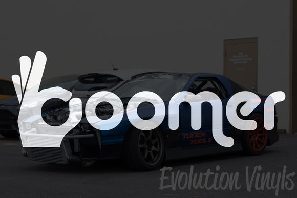 OK Boomer V1 Decal