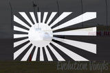 Rising Sun V1 Decal