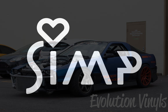 Simp V1 Decal