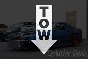 Tow V1 Decal