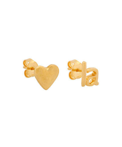 Heart LA Earrings