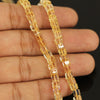 Golden Citrine Smooth Polished Box Loose Beads - 16 inches - 4mm - Jewels Exports - 2